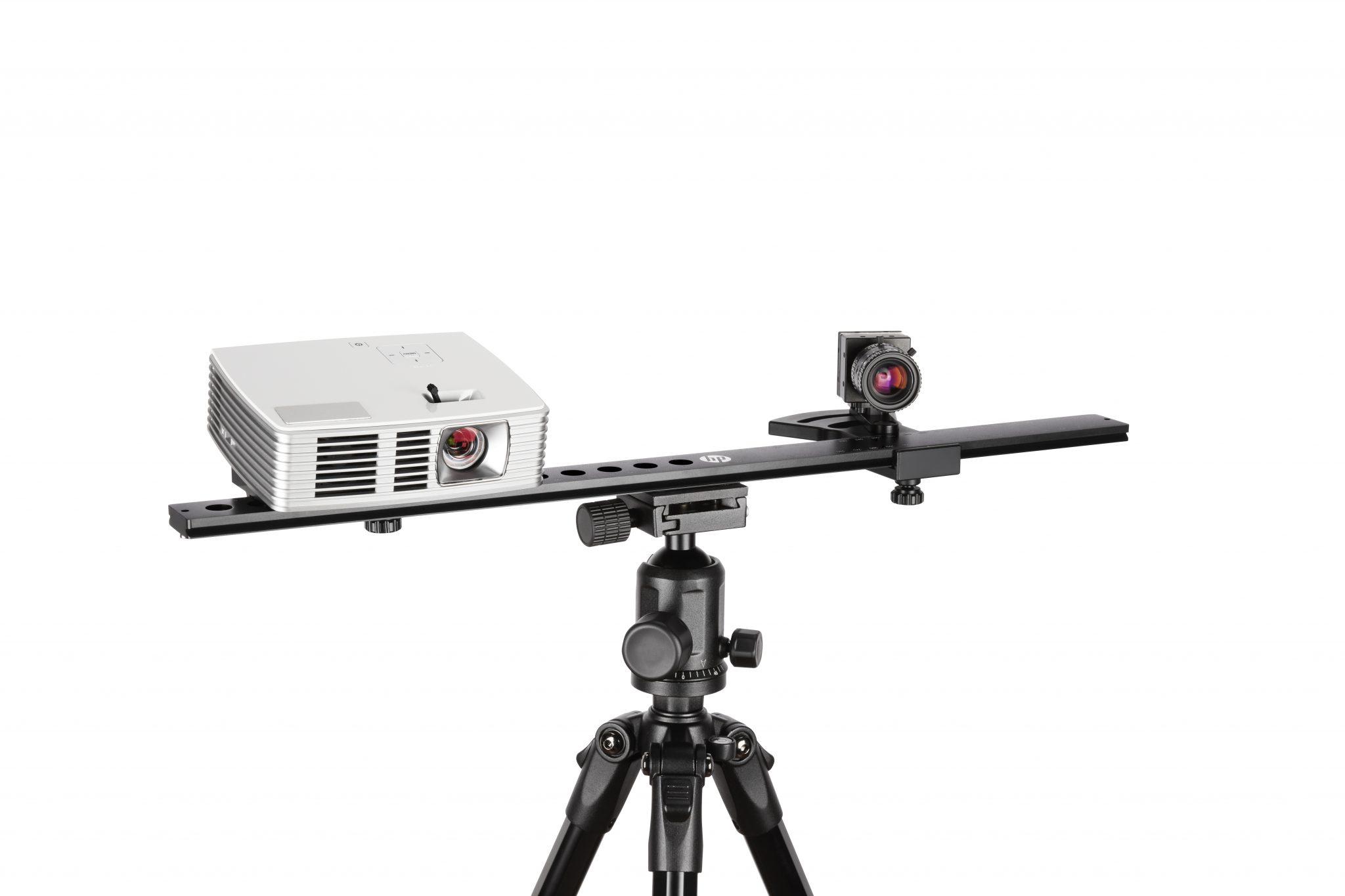 David SLS-2 Structured 3D Scanning / HP Pro 2